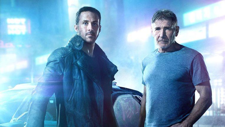Ryan Gosling en Harrison Ford Beeld