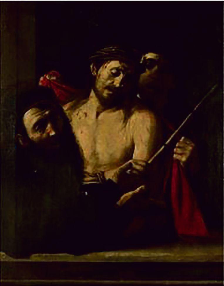 De vermeende Caravaggio. Beeld Ansorena