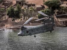 Luchtmacht sluit missie Mali af op Gilze-Rijen