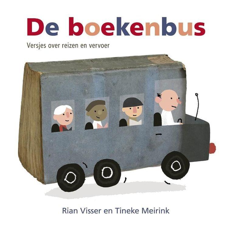 Rian Visser & Tineke Meirink: De boekenbus Beeld null