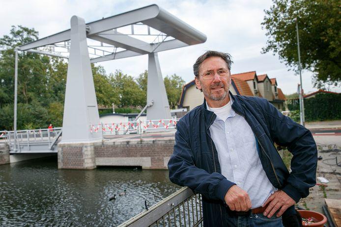 Dirk H. Allewelt in Schiedam.