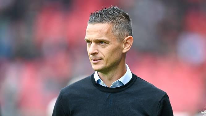 NEC-trainer Meijer: 'Het is niet top wat Bruijn laat zien, maar dat heeft zijn redenen'