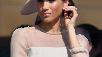 """Meghan Markle schittert in Belgische juwelen op eerste officiële uitje: """"Binnen tien minuten was onze stock uitverkocht"""""""