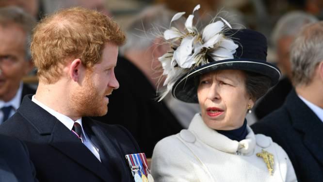 """Is prinses Anne de 'racistische royal' waar Meghan Markle het over heeft? """"Ja, maar het gaat om een misverstand"""""""