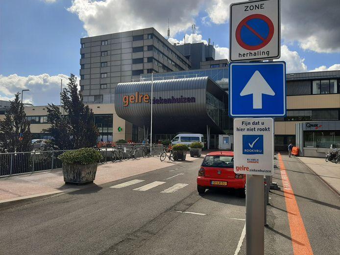 De locatie van Gelre Ziekenhuizen in Apeldoorn.