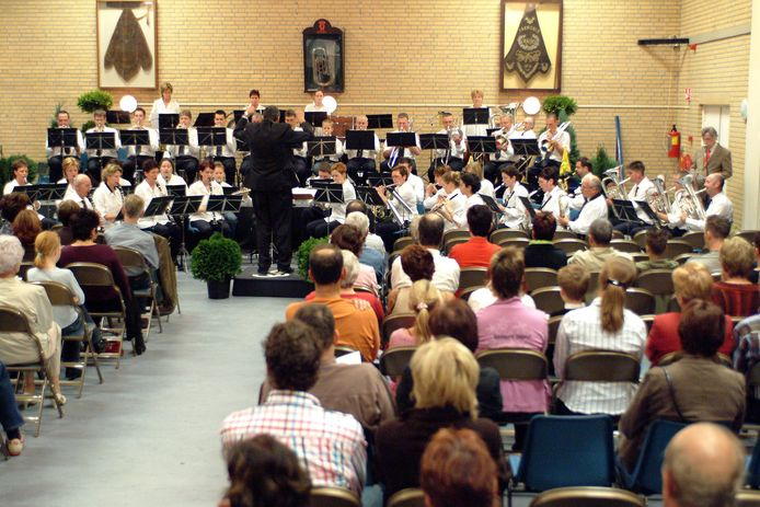 De grote zaal van de Geerhoek blijft. Dus ook in de toekomst kunnen er concerten worden gegeven.