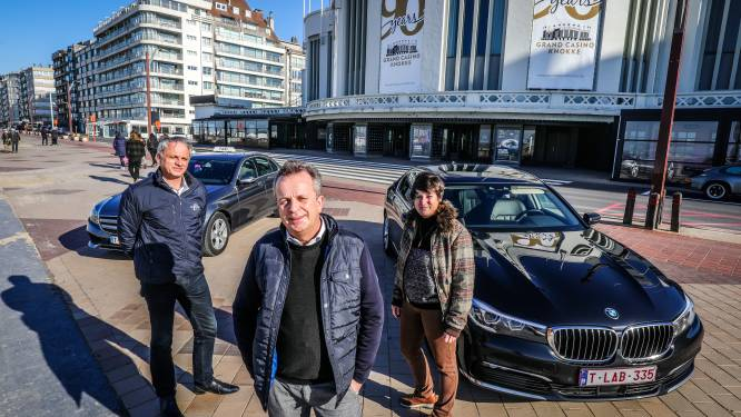 """Knokkes bekendste taxichauffeur (56) stopt na 32 jaar: """"Het recept voor succes? Horen, zien en zwijgen"""""""