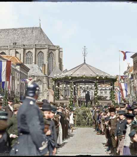 Een kalenderjaar lang genieten van historisch Breda in kleur