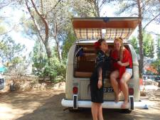 AD Campergirls geven het stokje over aan nieuw duo