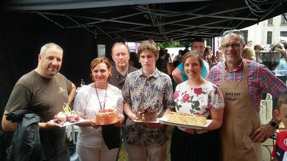 Vijf winnaars op bakwedstrijd Isotopia