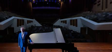 Wim Vringer: 'Ja, er zit best een stukje Wim in  het Muziekgebouw '