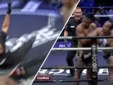 Scheidsrechter breekt val van KO-geslagen thaibokser