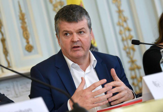 Vlaams minister van Binnenlands Bestuur Bart Somers