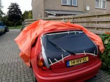 Vijf auto's beschadigd in Nieuwleusen door bakstenen door de achterruit: 'Je hoopt dat ze ballen hebben om schuld te bekennen'