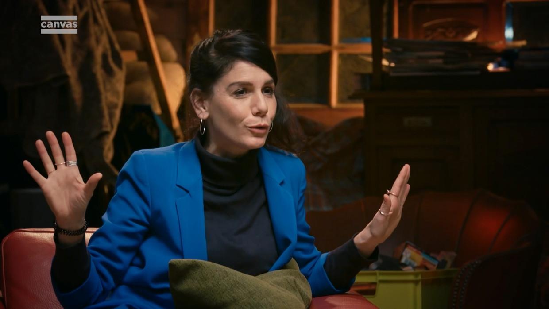 Fatma Taspinar in 'Het leven.doc