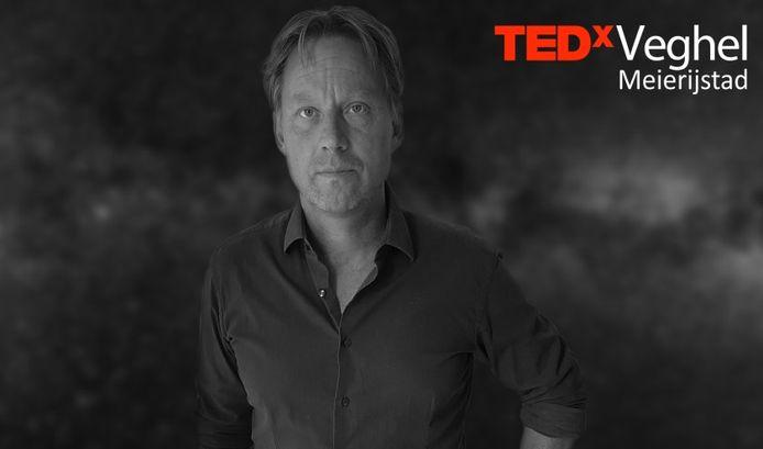 Wim Faber spreekt op TEDxVeghel