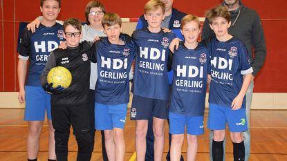 Leerlingenploeg Sint-Jozefschool Mere wint  Oost-Vlaamse zaalvoetbalfinale