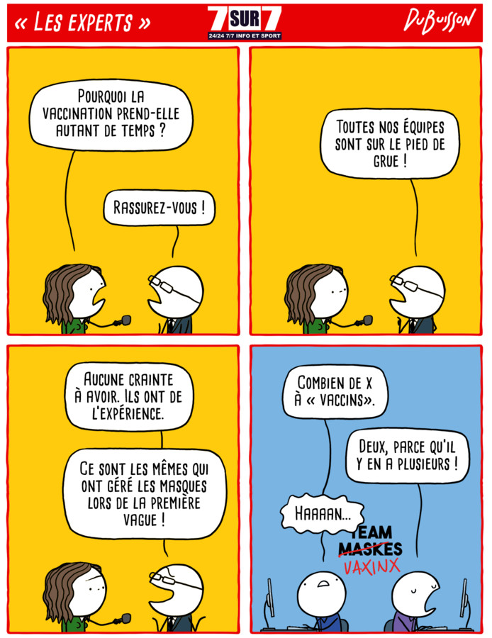 """Les experts"", lundi 1er mars"