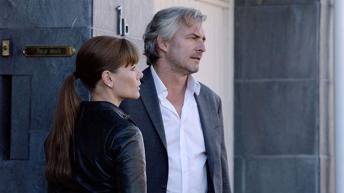 Angela Schijf en Victor Reinier zijn Eva van Dongen en Floris Wolfs.
