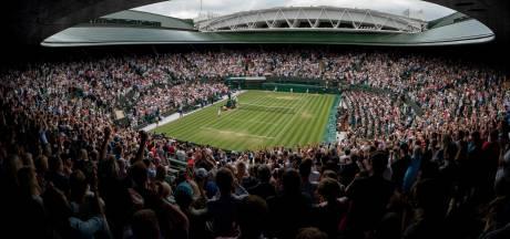Stadions mogen vol in tweede week Wimbledon, geen volle bak op Wembley