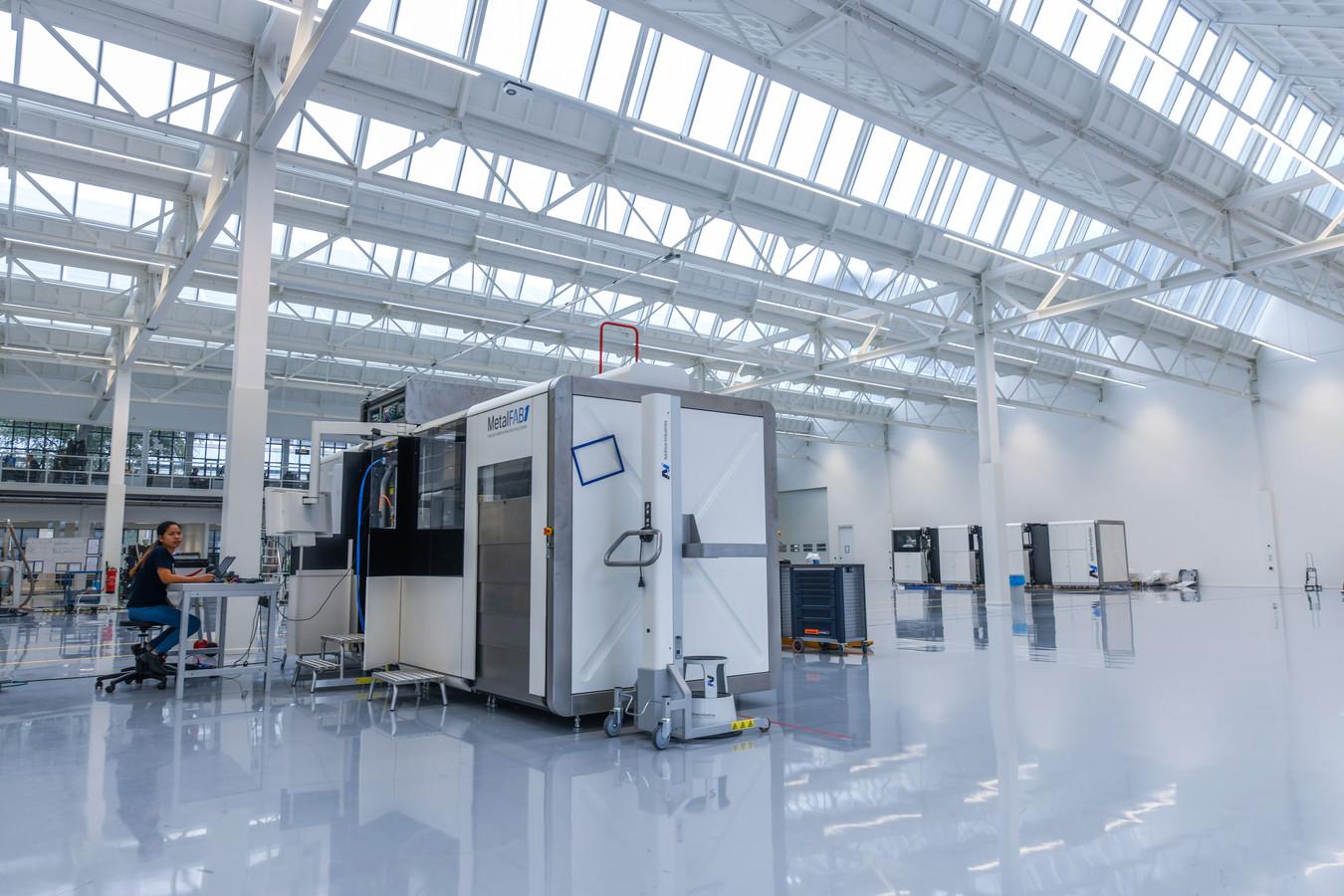 Op Strijp T in Eindhoven is het hoofdkantoor van Additive Industries gevestigd.