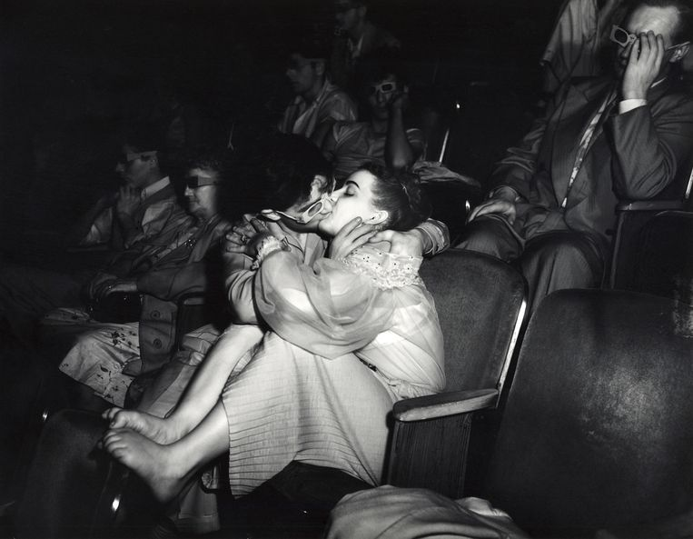 null Beeld Weegee 'The Famous'