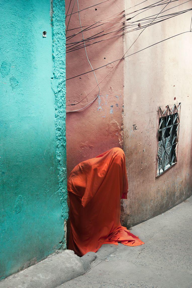 Werk van Stefanie Moshammer, een fotografe die in Amsterdam meedingt naar de ING Unseen Talent Award. Beeld Lucas from the series Land of Black Milk, 2016 © Stefanie Moshammer
