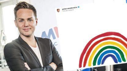 Peter Van de Veire onderbreekt zijn vaderschapsverlof voor 'Vlaanderen Feest'