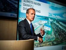 Rotterdamse haven krijgt een flinke coronatik, maar niet zo hard als verwacht