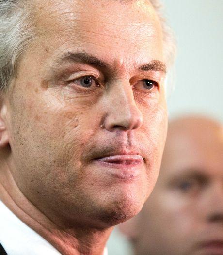 Wilders: 'Ik ben niet zo snel klein te krijgen'