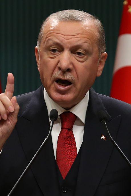 """Erdogan appelle à la fin de """"l'occupation"""" arménienne"""