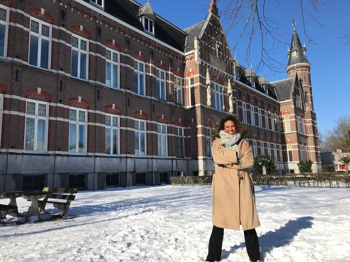 Andere tijden. Astrid Sy in Sint-Michielsgestel waar tijdens WO II werd gebroed op een nieuwe politieke structuur
