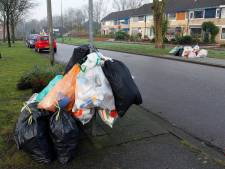 Plastic Etten-Leur: voortaan zelf wegbrengen