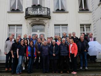 Delegatie uit verbroederingsgemeente Grossenkneten dit weekend in Evergem