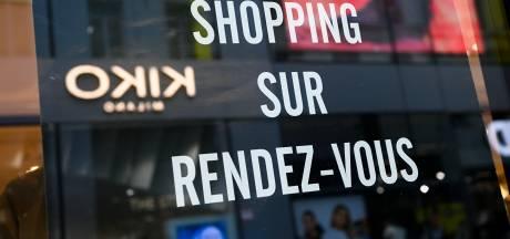 """Le shopping sur rendez-vous ne fait pas recette: """"Les rues commerçantes sont très calmes"""""""