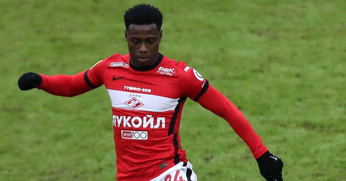 Promes scoort voor Spartak bij ruime zege op Krasnodar van Vilhena - AD.nl