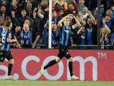 Un excellent partage et un petit exploit pour Bruges contre le PSG