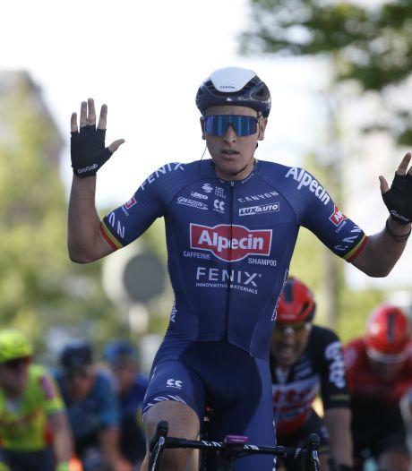Merlier profiteert van blunder en wint de Ronde van Limburg