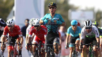 Coquard wint eerste rit in Ronde van Oman