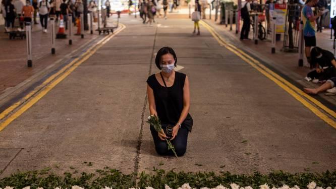 Hongkong verbiedt herdenking slachtoffers Tiananmenprotest