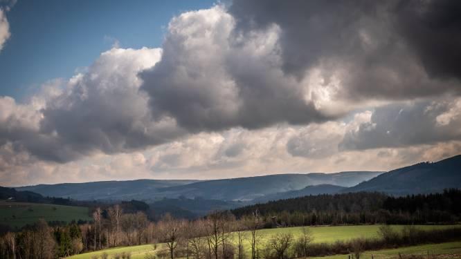 Wisselend bewolkte maar grotendeels droge zondag