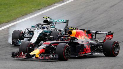 Hamilton wint voor Räikkönen, woedende Verstappen is podiumplaats kwijt door tijdstraf, Vandoorne 13de