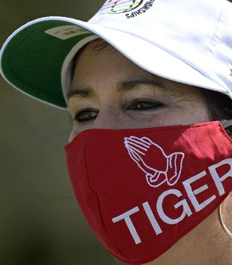 Tiger Woods: 'Het deed veel met me toen ik jullie in deze kleding op televisie zag'