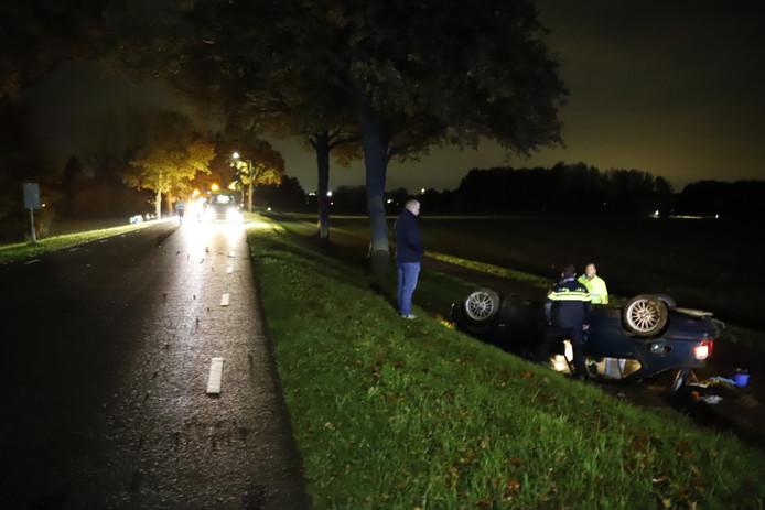 Ongeluk op de Hoogeweg
