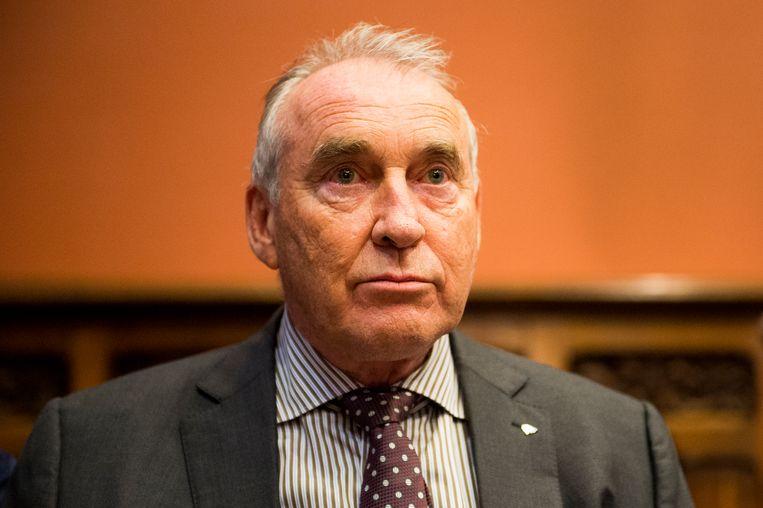 Johan Beerlandt. Beeld BELGA