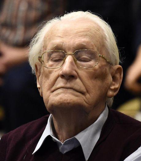 """Le """"comptable d'Auschwitz"""" est mort à 96 ans"""