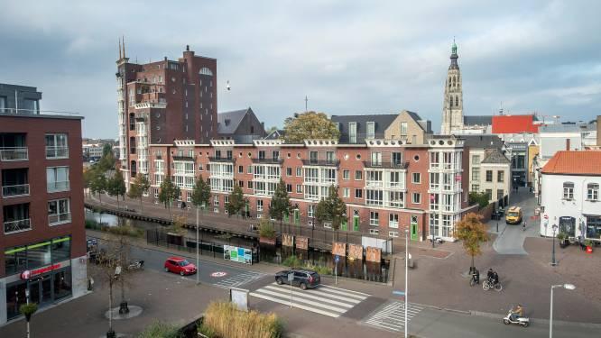 Verdiepte Nieuwe Mark kruipt 350 meter verder Breda in