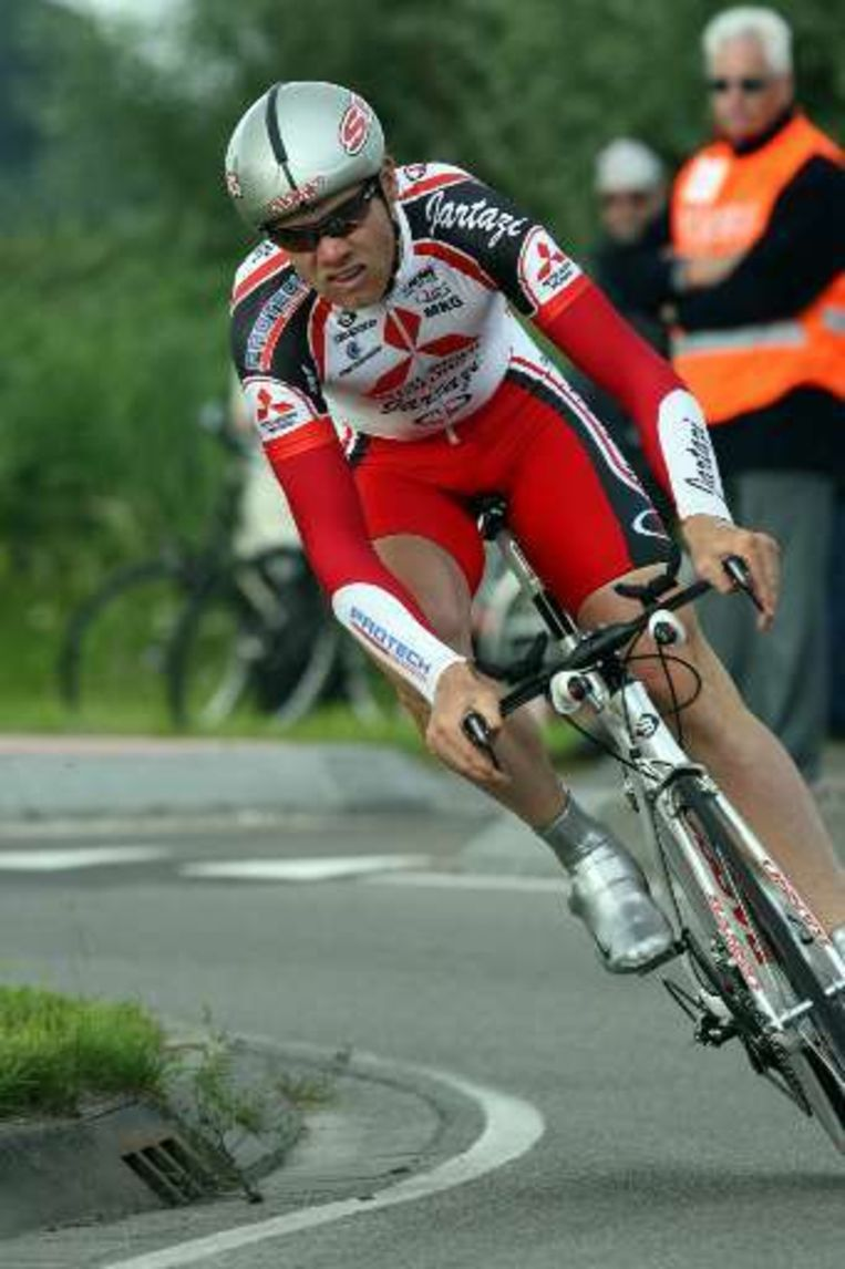 Jens Mouris (foto: Marc Goyvaerts) Beeld UNKNOWN