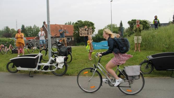 Lendeleedse Fietsersbond applaudisseert voor fietsers en zoekt vrijwilligers voor fietspooling naar school