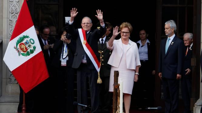 Nieuwe president wil eenheid in Peru
